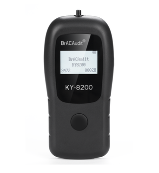 Digital Alcohol Tester KY8200 for drivers