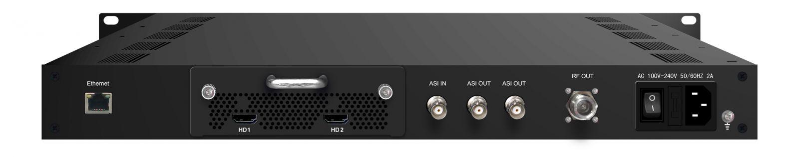 Jiexiang ASI/IP to HD 1080P DVB-S Encoder Modulator