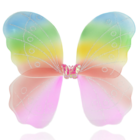 Children fairy wings for costume wholesale handmade angel butterfly wings for kids