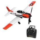 VOLANTEX RC Airplane 2.4Ghz 4-CH T28 Remote Control Aircraft Plane Ready to Fly with gyro radio control toys for Kids and adults