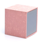 Beauty Customer Design pink and Grey 2 Tone Drawer Box