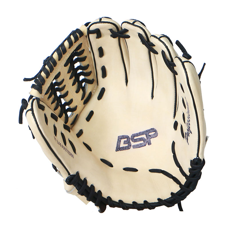 Пользовательские профессиональные японские КИП кожаные infield бейсбольные перчатки