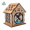 Artesanato em madeira casa