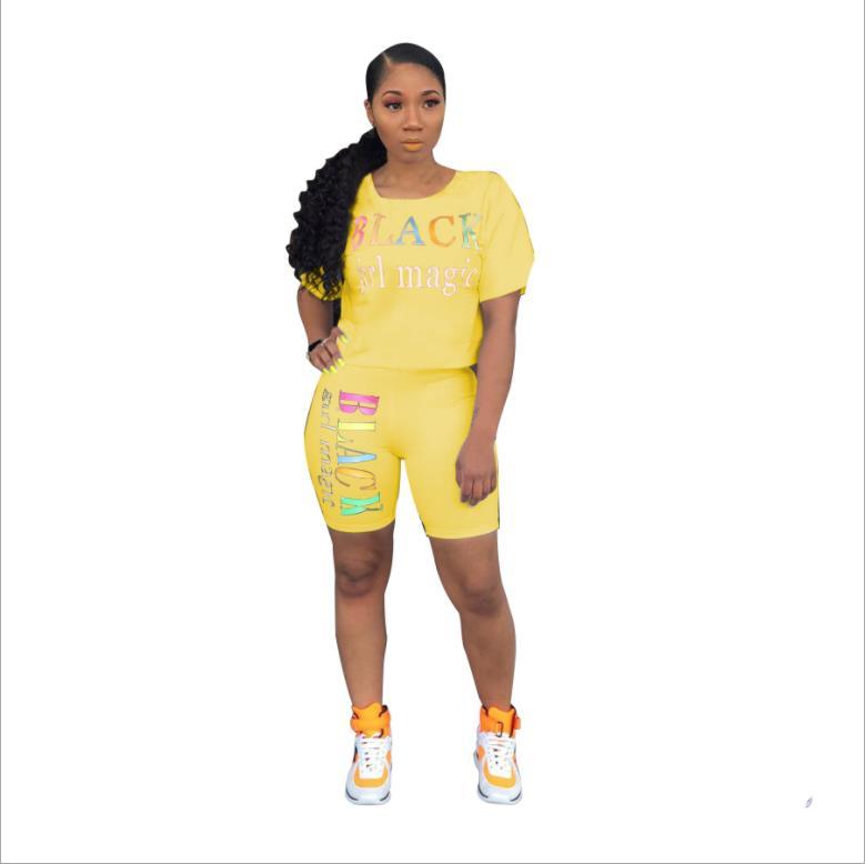 Raisvern 2020, осенне-зимний спортивный костюм с буквенным принтом, Женский комплект из 2 предметов, модный сексуальный костюм из двух предметов, п...(Китай)