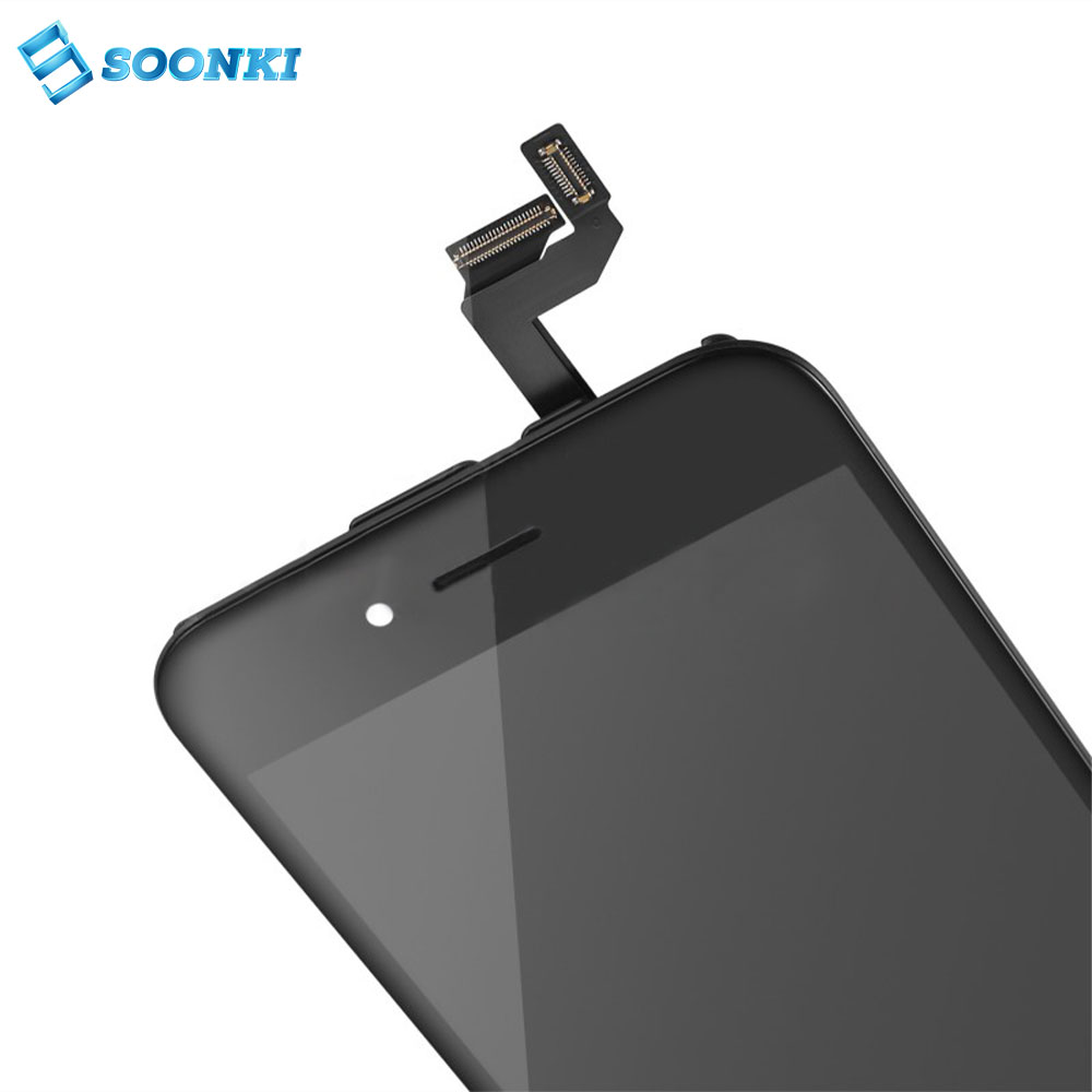 Бесплатный образец ЖК-экрана телефона для iphone 6s сенсорный ЖК-дисплей дигитайзер для iphone6s ЖК-экран