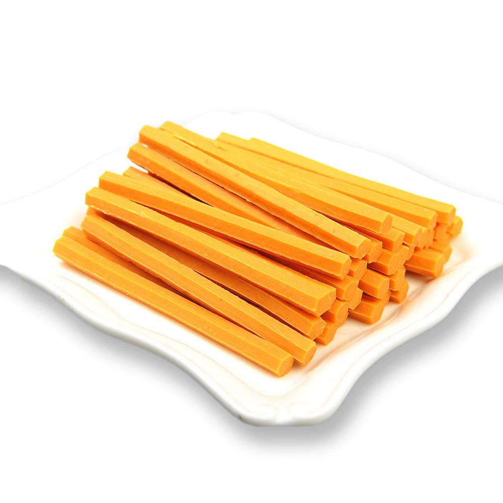 Organic pet treat dog bone dental brushes pet treats supplier