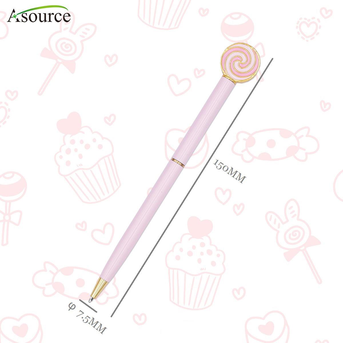 Новое поступление, новинка, подарочная ручка, милая ручка с леденцом