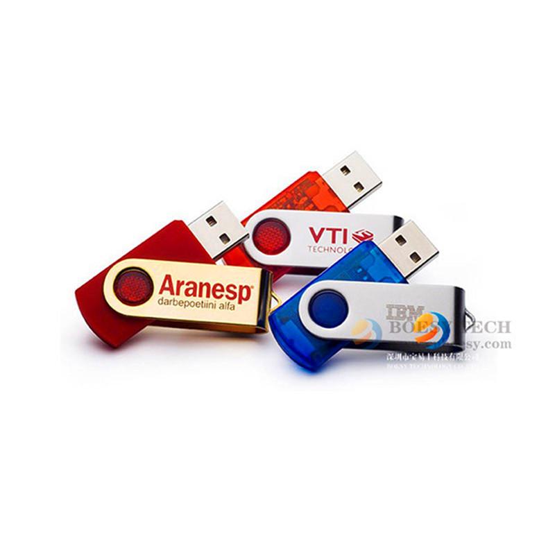 Cheap Cost OEM LOGO print full capacity memory 1 GB 2GB 4GB Mini Swivel USB drives - USBSKY   USBSKY.NET