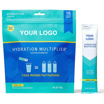 Custom formula instant Hydration Multiplier Electrolyte Powder for sports men