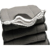 5Layers High Absorbent Baby Cloth Diaper Charcoal Inserts Bamboo Diaper Insert