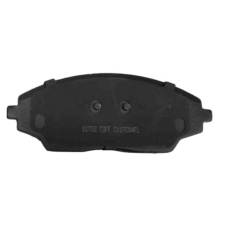 SDCX D1702-8926 2020 hot selling brake pad sets for Chevrolet Sonic 1.4