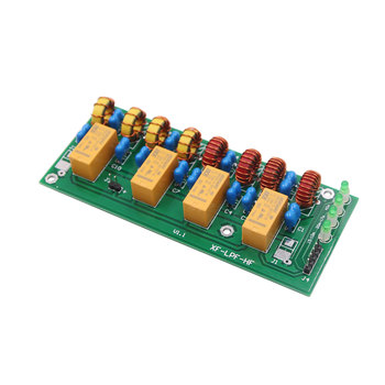 Assembled 3.5MHz-30MHz LPF 100W HF Low Pass Filter For Shortwave Radios