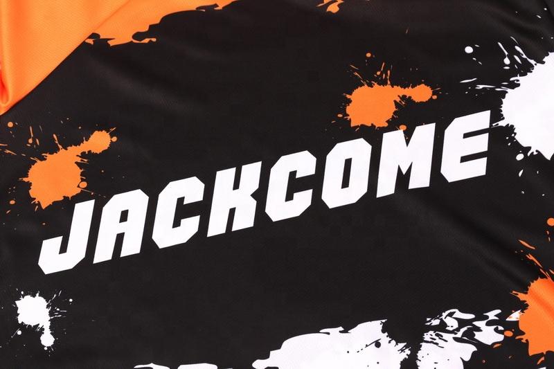 Breathable MTB Jerseys Custom Made ATV Dirt Bike Jerseys Shirts for MX Off-road Cycling Motocross Jerseys