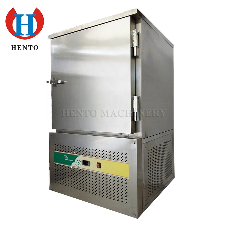Hot Export Low Price Small Blast Freezer for Sale with 150L