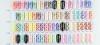 OEM, 60pcs for each color