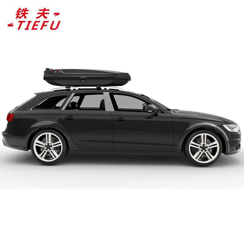700L большой автомобильный черный ящик, автомобильный ящик на крышу, форма, автомобильный багажник на крышу