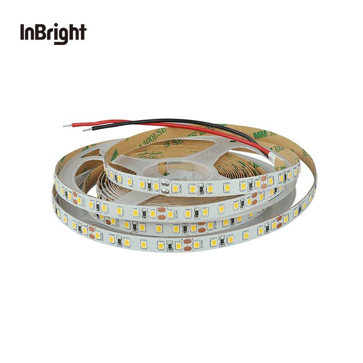 Светодиодные полосы света водонепроницаемый не обладает водонепроницаемостью: 4,8 W/Mtr 10 Вт/м 14W/метр IP20 IP65 IP67 DC12V/24V SMD2835 светодиодные полосы света