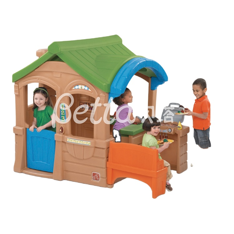 High quality children choose outdoor playhouse for 5 year old