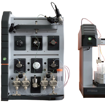 Hot selling Lab scale FPLC Chromatography for Trastuzumab