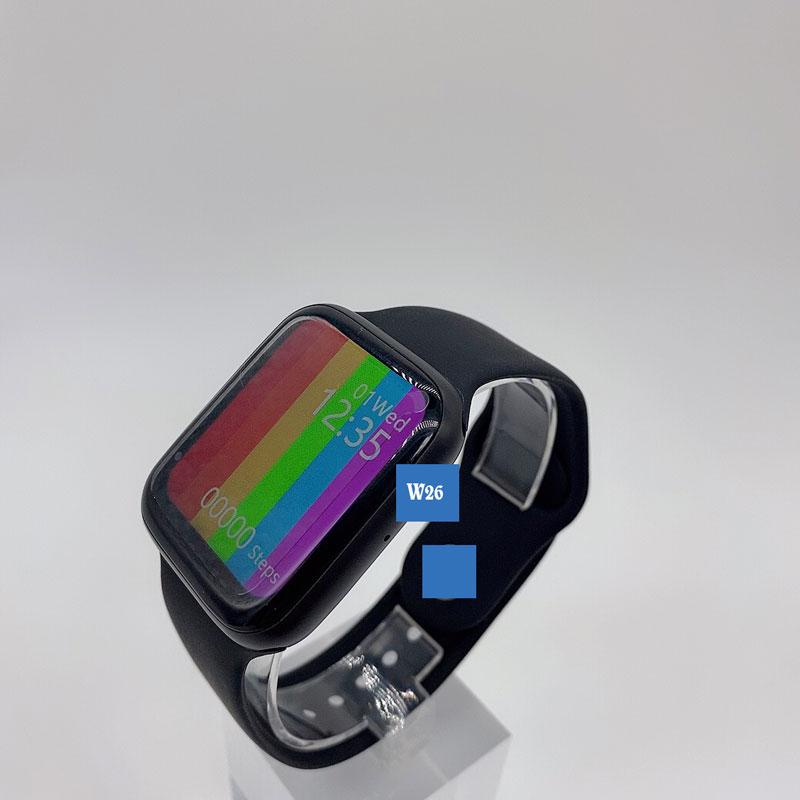 W26 Smart Watch Bluetooth Call Fitness Tracker Ecg Ip68 ...