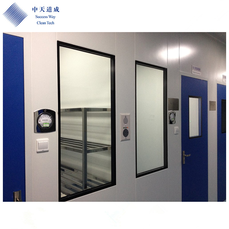 GMP ISO Class Pharmaceutical Modular Clean Room Project
