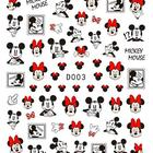 Nail Stickers 3D Cartoon Character Series Nail Stickers For Nail Art Decal Decorative NS73