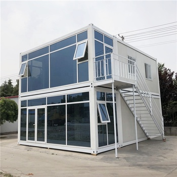 Reliable factory price lowes prefab home kits fast build earthquake resistance indonesia 2 bed room workshop prefab house