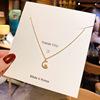056 moon necklaces
