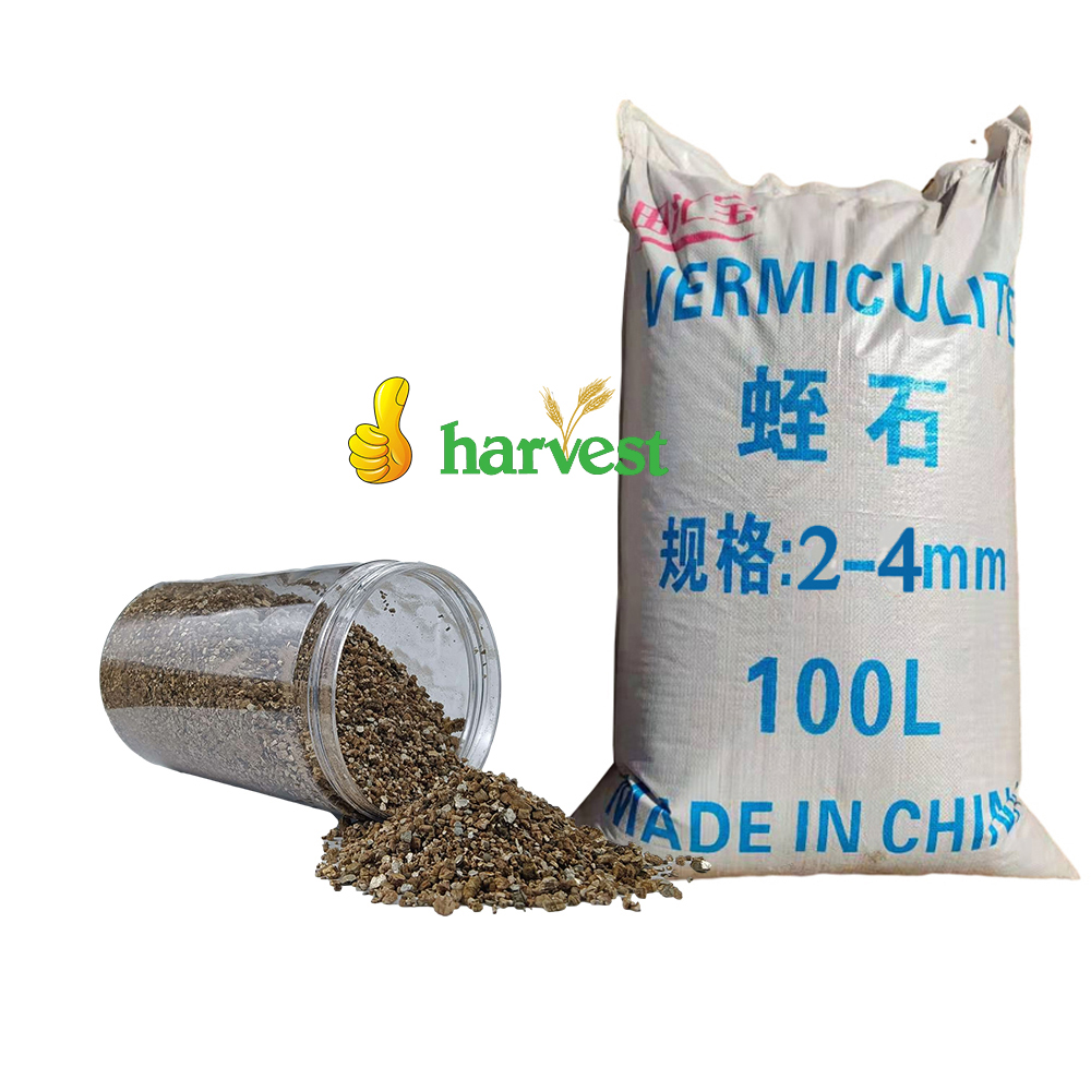 wholesale red or golden horticultural vermiculite for vermiculite soil conditioner and vermiculite soil fertilizer
