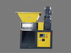 JHT DS500 Double Shaft Shredder Used Metal Shredder For Sale With C E Certificate Fast Delivery