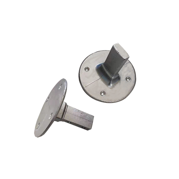 furniture aluminum parts chair base dining chair base dining industrial dining table base connector chair joint Processing and customization