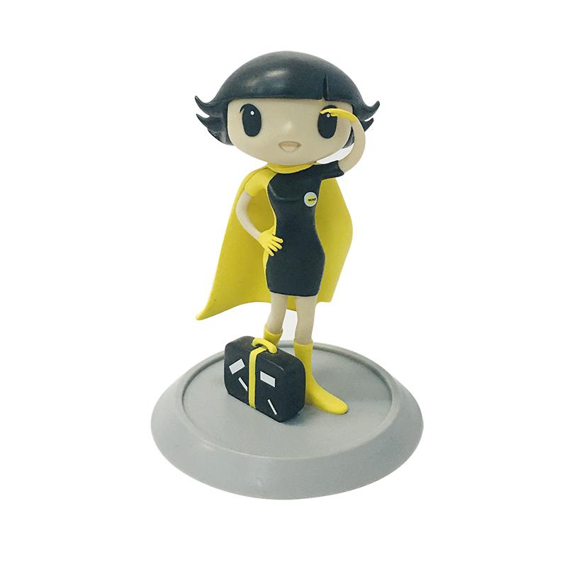 Индивидуальные модели игрушек, пластиковые экшн-фигурки из ПВХ