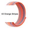 43 Orange Stripes
