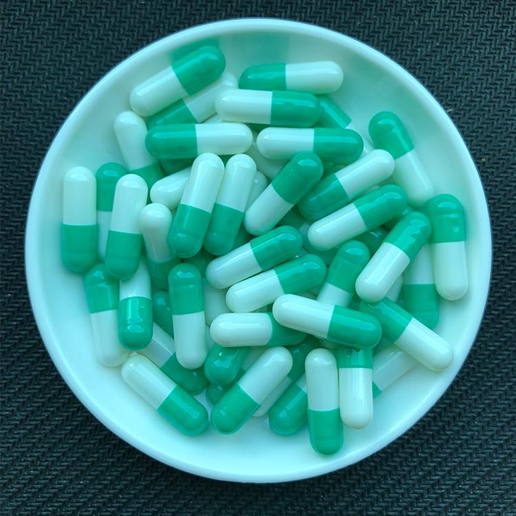 Надежное качество, размер 000,00,0,1,2,3 и 4 пустые капсулы для овощей, желатиновые капсулы
