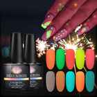 Free Samples Beauty Products Luminous Uv Polish Polishes Glow In The Dark Nail Gel