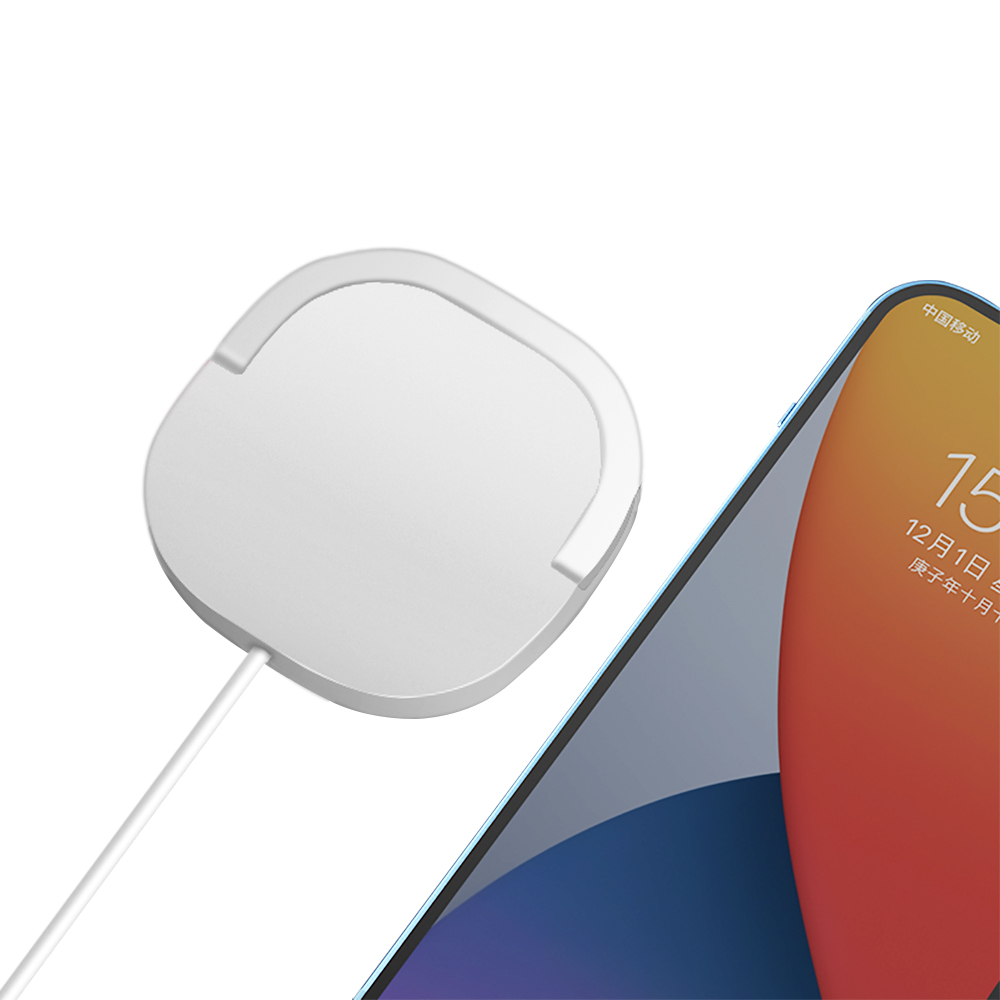 QI 15W Magnetic Wireless Charger With Holder Car Phone Charger Wireless High Quality Fast Wireless Charger Stand For Iphone