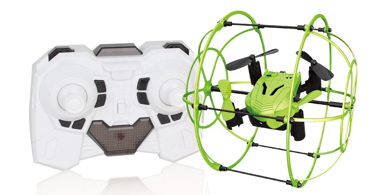 2.4G Professional Aircraft 360 3D Flip Climb Wall Skywalker Mini RC Quadcopter Drone
