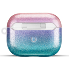 High Quality Case For High Quality New Design Glitter Wireless Earphone Gradient Case Protective Cover For Apple AirPods Pro Case