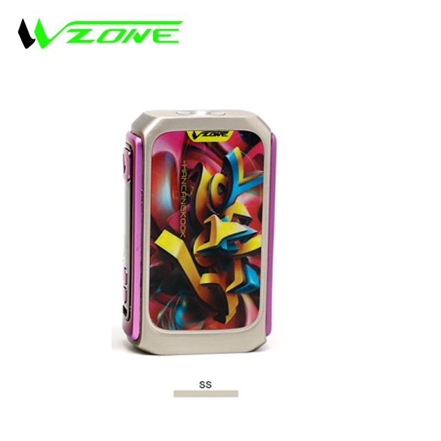 The New Vzone Graffiti 220W TC Box MOD - MrVaper.net