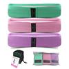 Green/pink/purle 3 pcs set