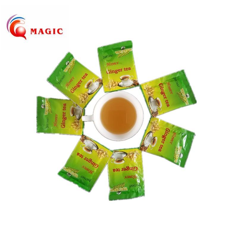 Китайский мгновенный лимонный имбирный чай, супер мгновенный имбирный чай, гранулы, органический травяной чай