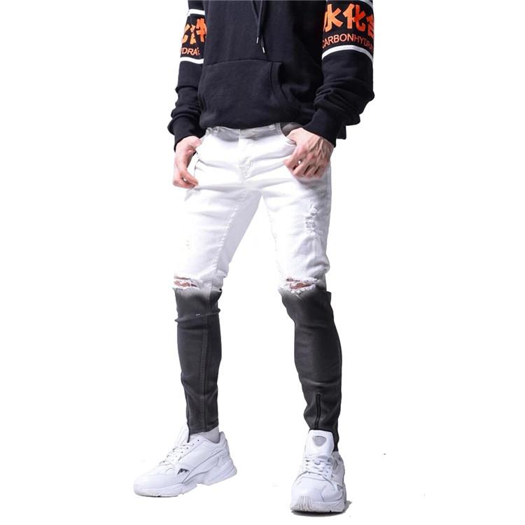 Pantalones Pitillo Rasgados Para Hombre Vaqueros Ajustados Primavera Verano 2020 Buy Pantalones Vaqueros Para Hombre Jeans Para Hombres Vaqueros Ajustados Para Hombres Product On Alibaba Com