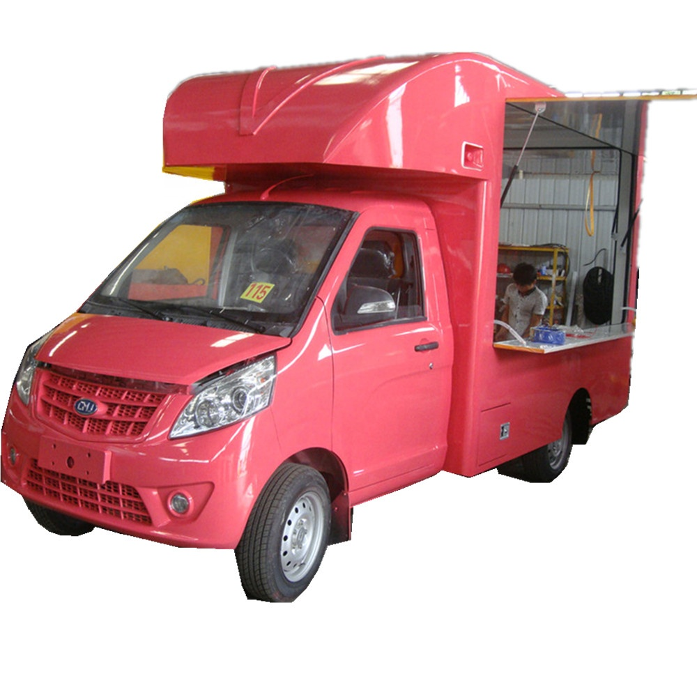 Lowest Price Mobile Mini Dining Car For Fast Food Vending - Buy Street Food  Truck,Mini Mobile Store For Fast Food Outdoor Vending Car,Cheapest Dining  Car For Sale Food Van Brand New Food