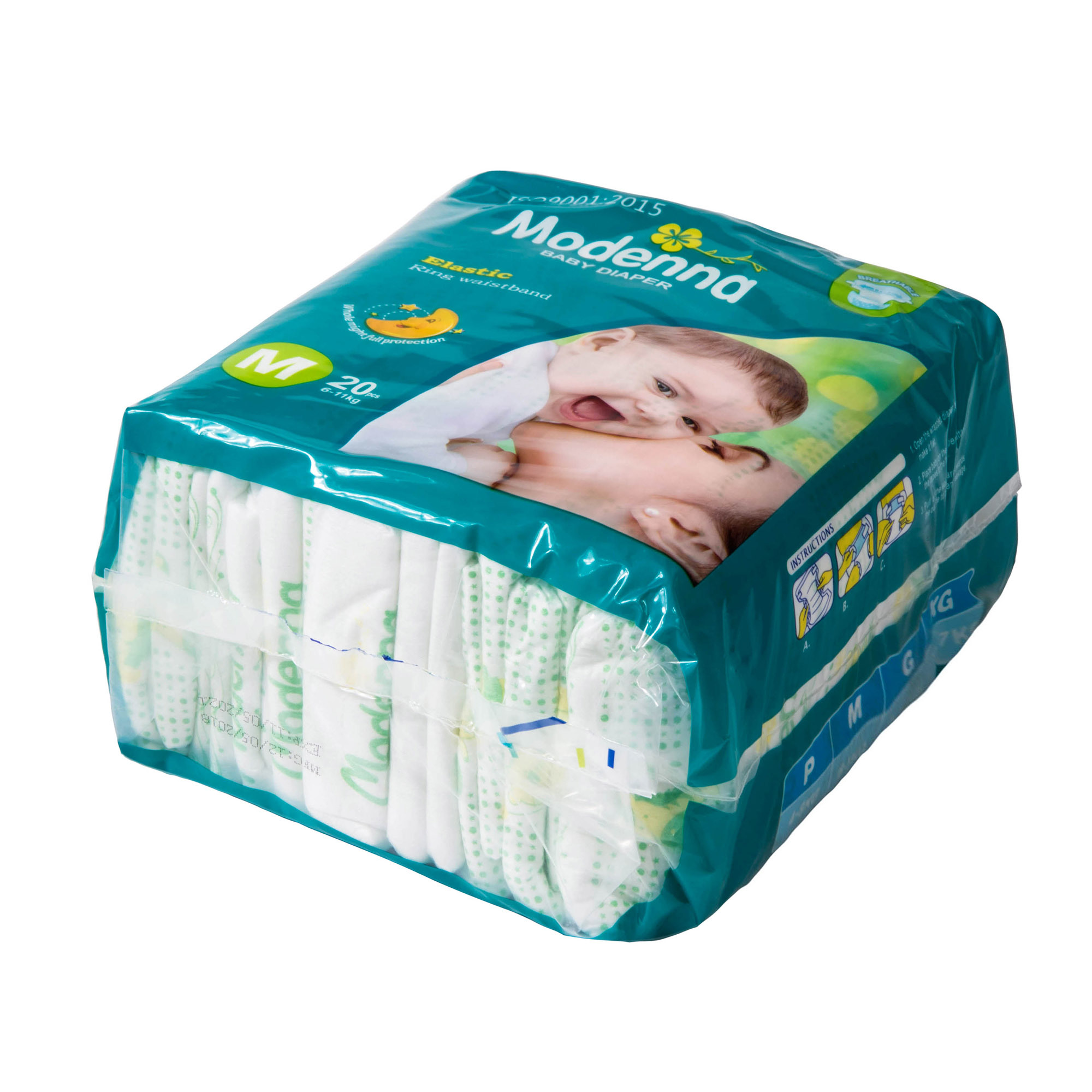 wholesale manufacturer economic disabled incontinence elderly disposable baby diaper