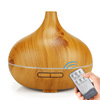 Light wood grain with remote controller