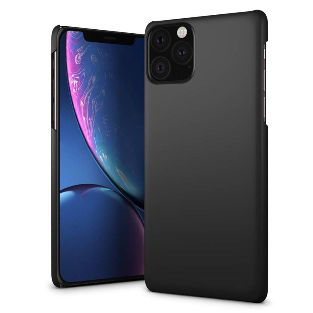Чехол для Iphone 11 Pro Max 6,5 дюймов ультра-тонкий роскошный Жесткий Pc защитный Матовый Pp прозрачный чехол(Китай)