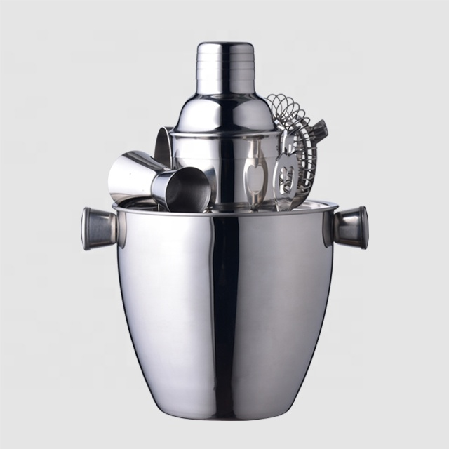 Factory Direct 350ml stainless steel beer brewing spoons tools multifunction bar tool cocktail accessories set