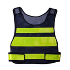 Uniforms Vest Safety Vest Supplier Wholesale Multi Color Security Guard Uniforms Work Reflective Safety Clothing Men Safety Vest And Jackets
