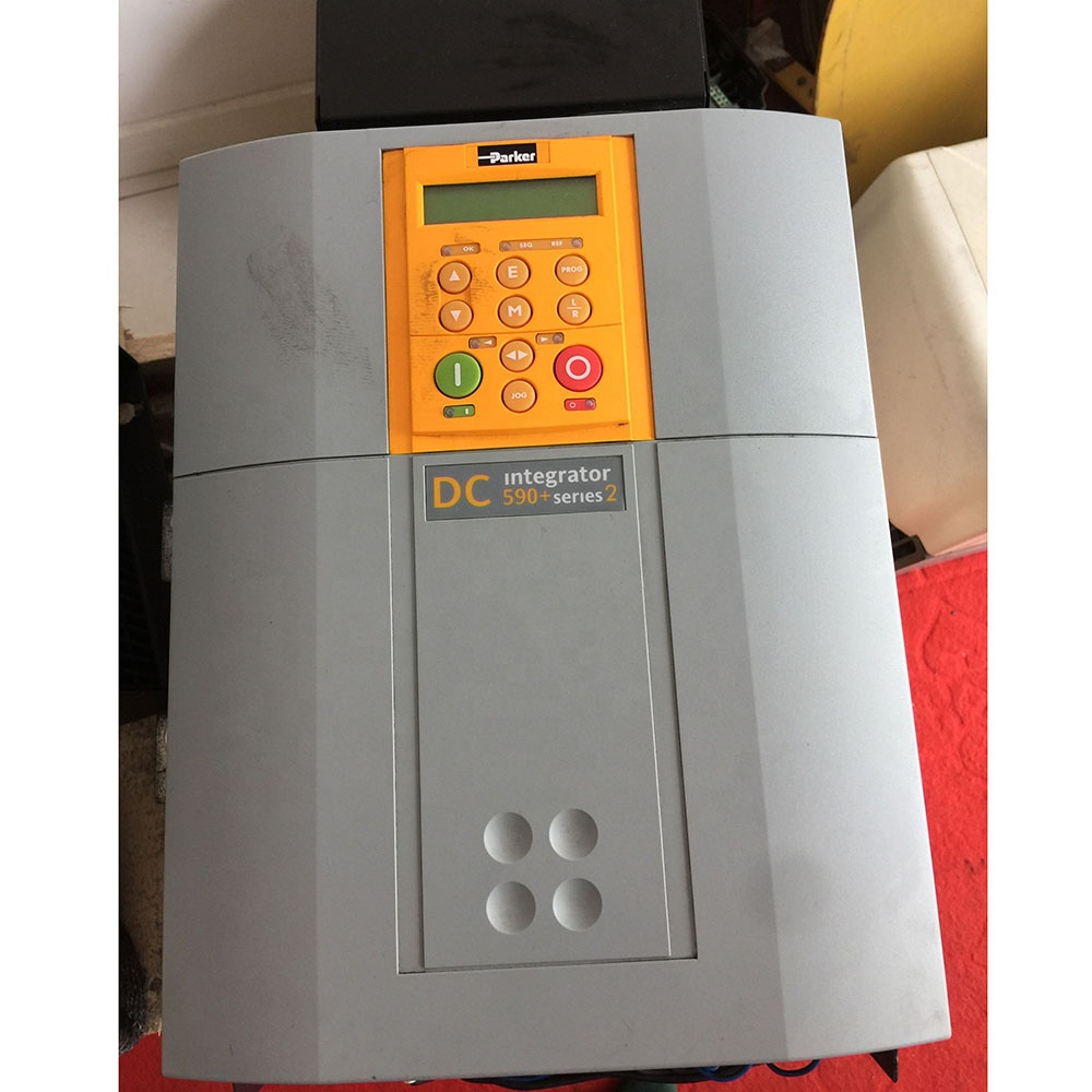 PARKER 591P/0270/500/0011/UK/ARM/0/230/041 DC Converter Drive