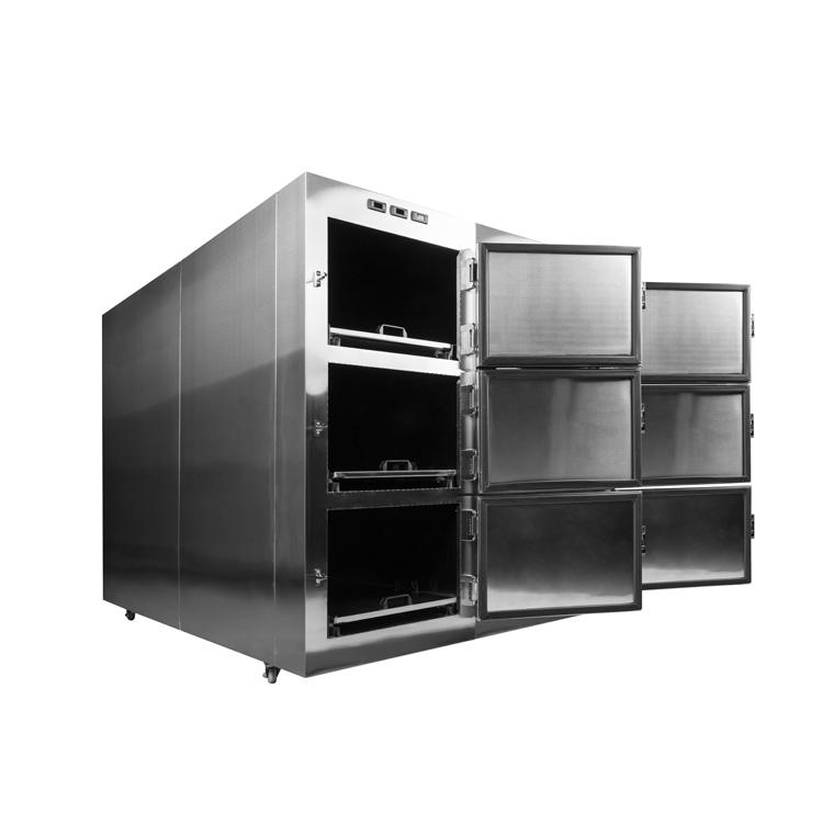 Камеры для морга, труп, морозильная камера, труп, холодильная камера, холодильник для морга